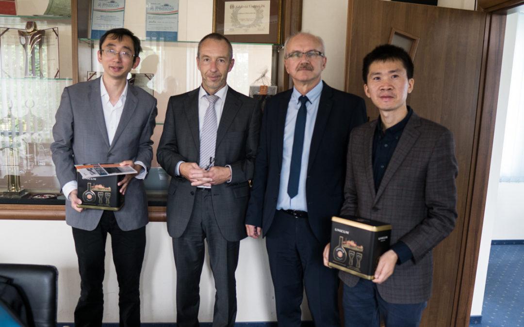 Közös együttműködés a Shenzhen Hongzhou Technology Co.,Ltd-el!