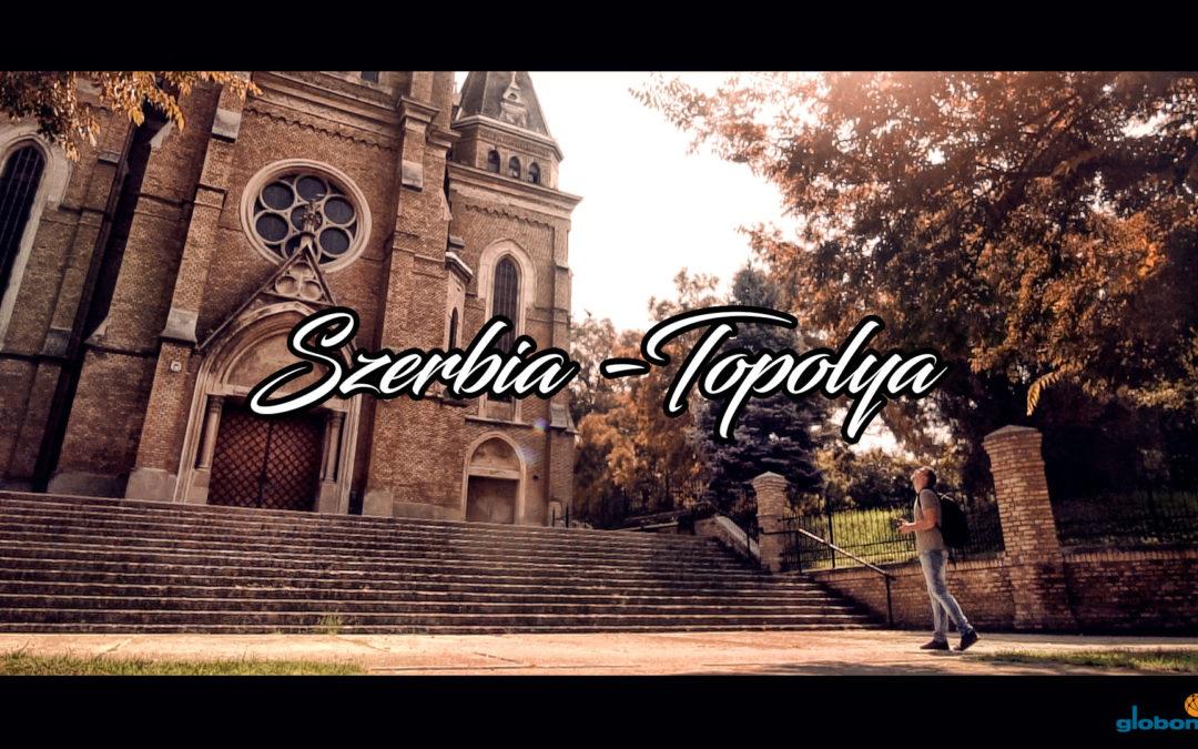 Körbenéztünk Topolyán!