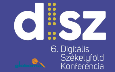 Globomax Zrt. a 6. Digitális Székelyföld Konferencián