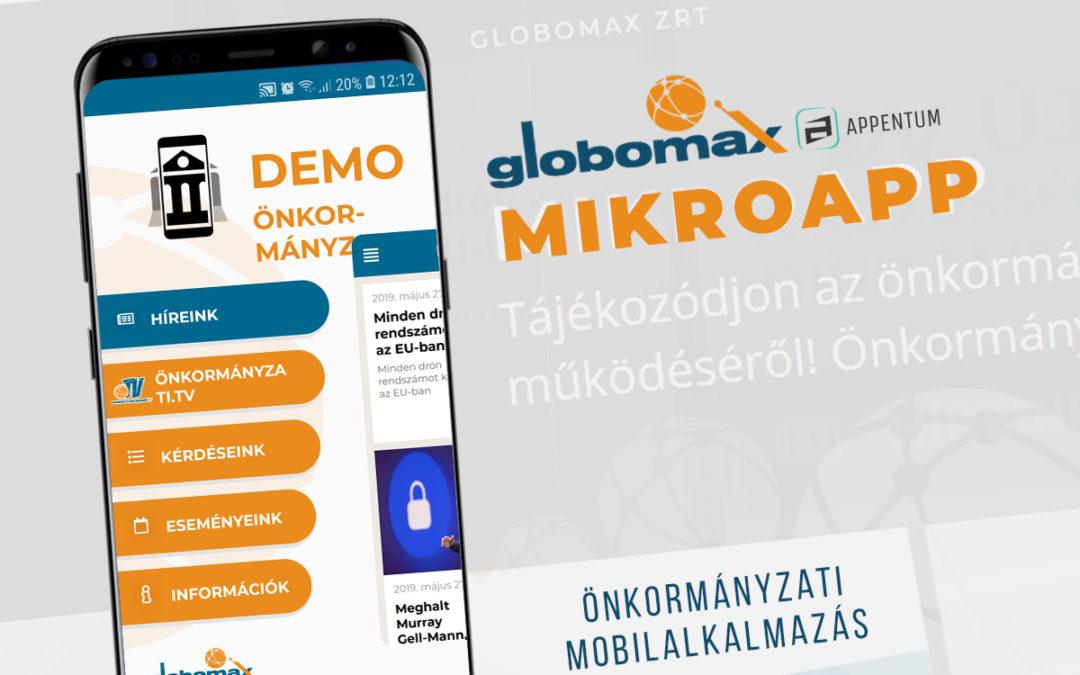 MikroApp | Mobilalkalmazás