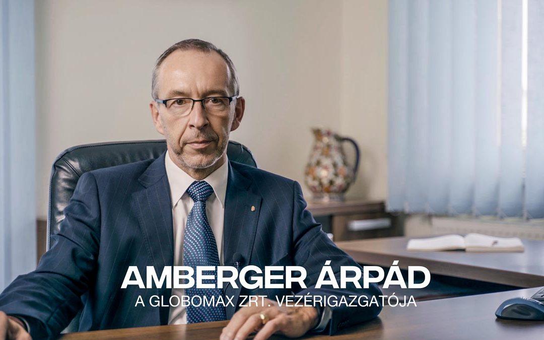 Amberger Árpád | Köszöntő