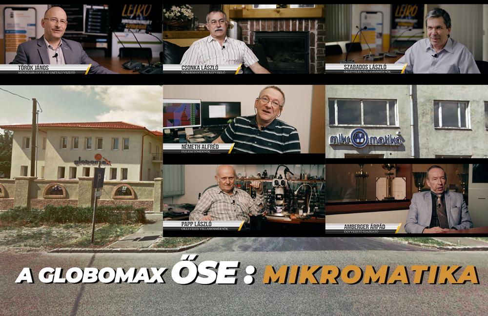 A Globomax őse : Mikromatika