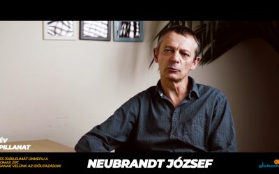 25 éves a Globomax : Neubrandt József